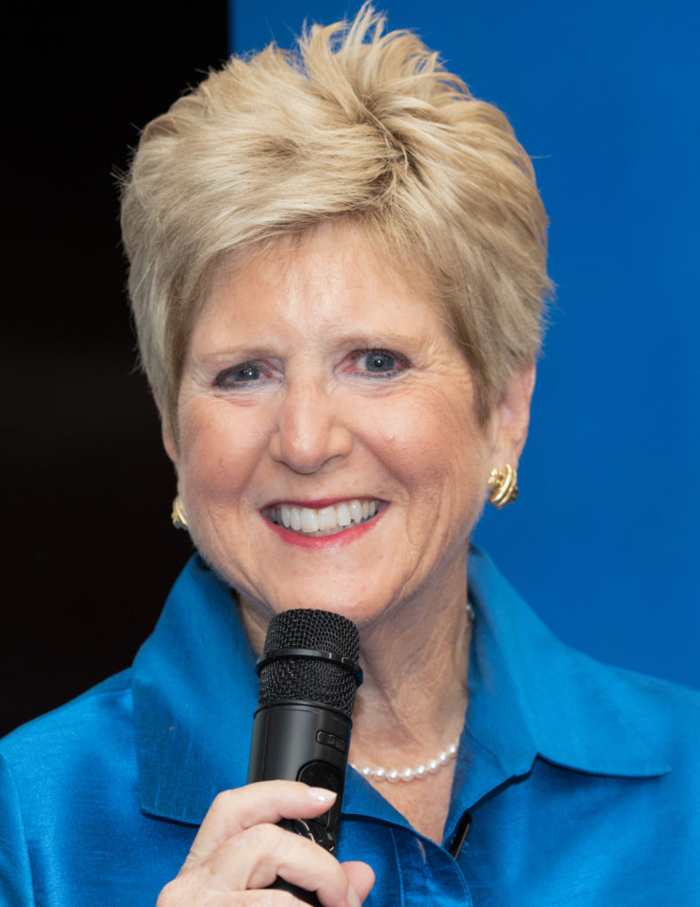 Dr Lois Frankel Headshot
